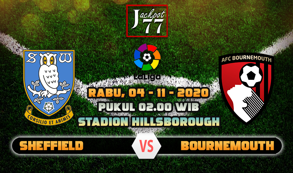 Prediksi Bola Sheffield Wednesday Vs Bournemouth 04 November 2020