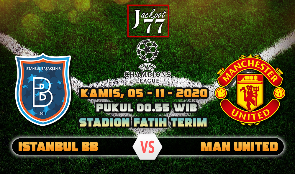 Prediksi Bola Istanbul BB Vs Manchester United 05 November 2020